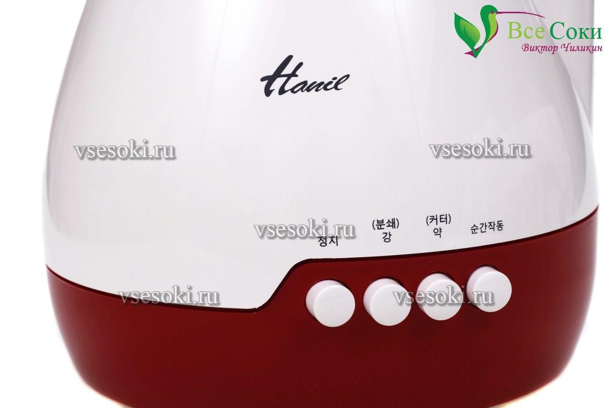 Управление Titanium HMF-3260S