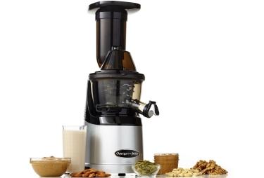Ореховое молочко из совыжималки Omega MMV-702