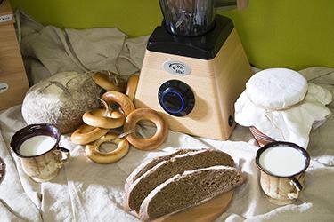 Блендер KoMoMix+ на кухне