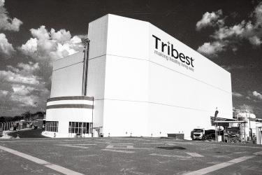Фабрика Tribest в 90-е