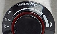 Выбор скорости работы Dynablend Clean DB-950