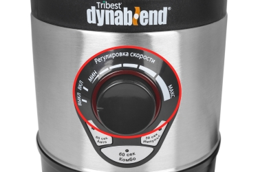 Использование блендера Tribest Dynablend Clean DB-950