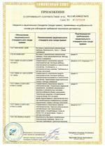Сертификат EAC Hurom Alpha