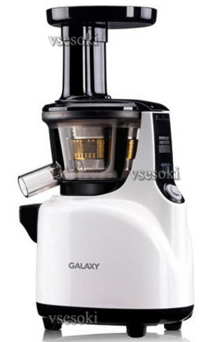 Соковыжималка шнековая Nuc Galaxy NNJ-1145JM