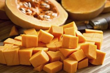 Рецепты приготовления блюд из тыквы
