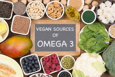 Источники Омега-3