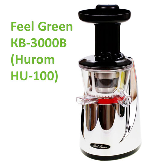 Соковыжималка Feel Green КВ-3000В (Hurom HU-100)
