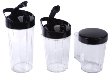 Набор сменных стаканов для мини-блендера Vidia PBL-001