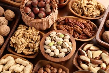 Третий Спас – ореховый