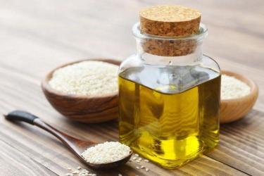 Кунжутное масло на вкус