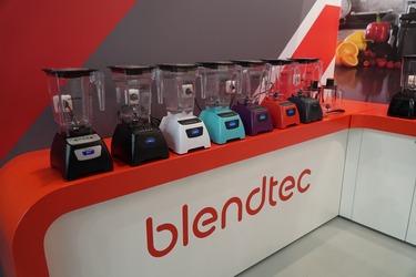 «Все Соки» — официальный дистрибьютор Blendtec