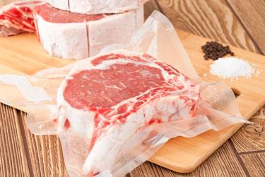 Мясо в вакуумной упаковке