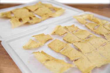 рецепт чипсов в домашних условиях из картошки