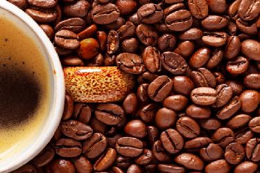 Кофе содержит кофеин