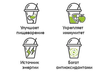 Польза свежевыжатых соков