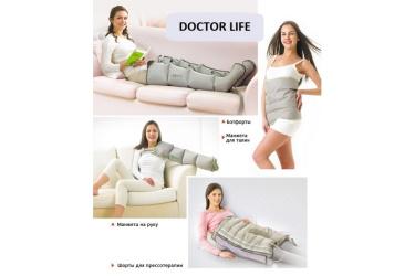 Лимфодренажный массаж ног