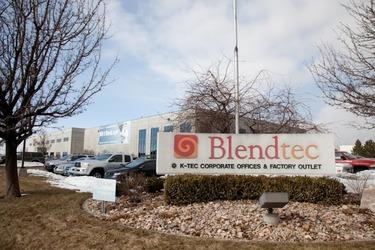 Фабрика Blendtec