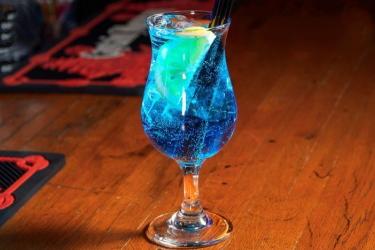 Голубая лагуна коктейль состав алкогольный