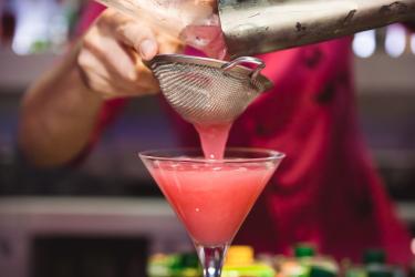 Вкусные безалкогольные коктейли