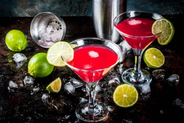 Алкогольный коктейль дома
