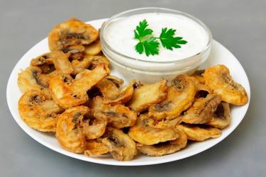 Простые блюда с грибами