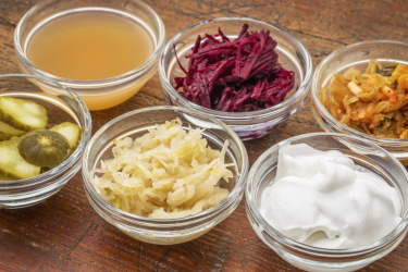 Польза ферментированных продуктов