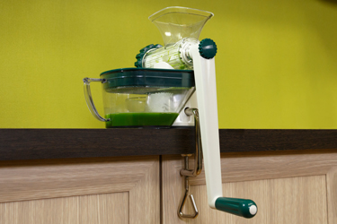 Соковыжималка Lexen Healthy Juicer Manual GP27-S