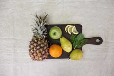 Подходящие для соковыжимания плоды