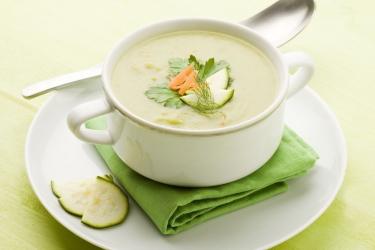 Рецепт крем-супа из кабачков