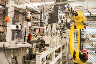 Фабрика Blendtec в Америке