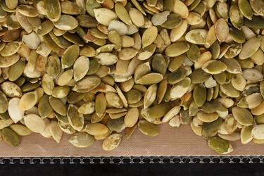 Подсушивание семян тыквы в дегидраторе
