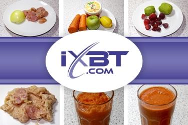 Обзор iXBT: Стационарный блендер Tribest DB-950