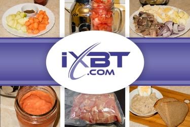 Обзор iXBT: Стационарный блендер Tribest PBG-5050