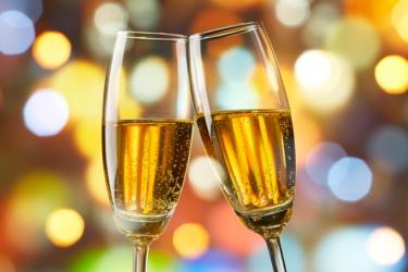 С чем пьют шампанское