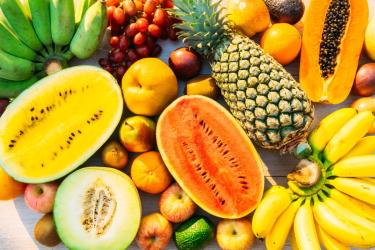 Рацион питания на 2000 калорий в день