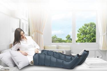 Массажёр для прессотерапии ног