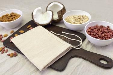 Мешочек для растительного (орехового) молока