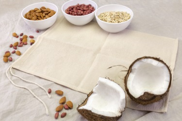 Фильтр-мешочек для приготовления растительного молока