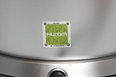 QR-код для Hurom