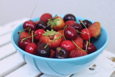 какие ягоды растут