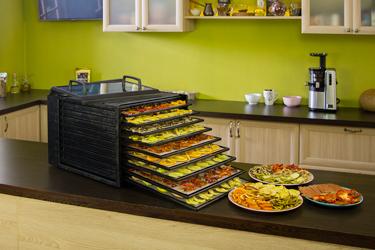 Сушилка дегидратор для овощей и фруктов