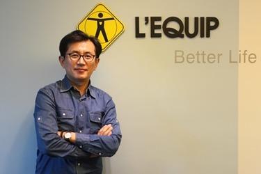 Генеральный директор Lequip