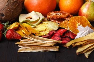 Польза сушёных фруктов