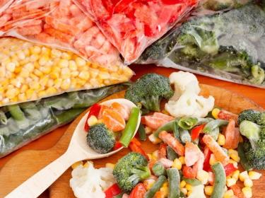 Заморозка овощной смеси на зиму