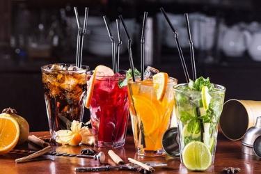 Простые и вкусные алкогольные коктейли