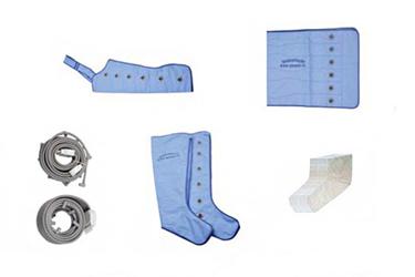 Комплектация лимфодренажного аппарата Lead Care LC 600D