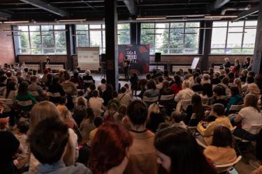 На фестивале спикеры прочитали лекции о социальной адаптации