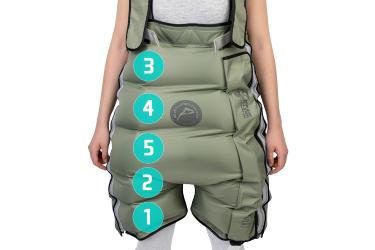 Манжета-шорты WelbuTech Seven Liner