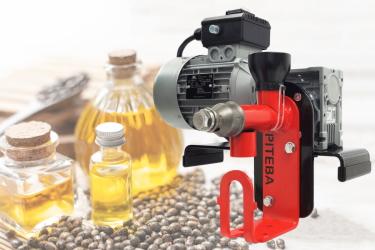 Электрический мотор для ручного шнекового маслопресса Piteba
