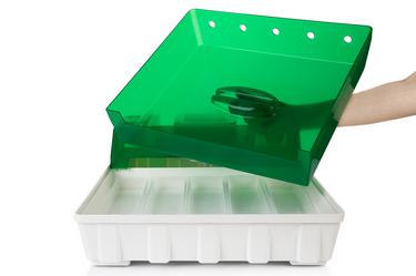 Микроферма для зелени